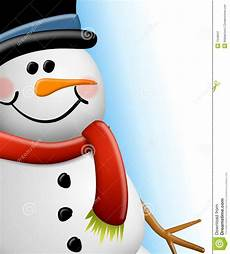 Snowman Faces Clip Art Snowman Face Close Up Stock Illustration Illustration Of