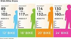 Bike Size Chart By Height What Size Bike Should I Ride I Love Bicycling