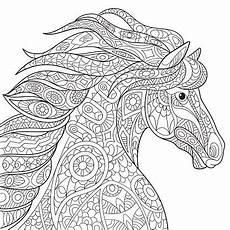 Malvorlagen Mandalas Pferde Pin Auf Omalov 225 Nky Coloring