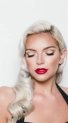 vintage inspired hair and makeup makeup artist