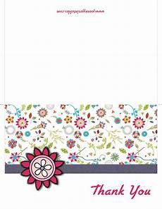 Thank You Cards To Print Free Free Printable Thank You Cards Online Thank You Cards
