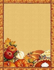 Recipe Borders Free Thanksgiving Blank Recipe Page Recipe Book