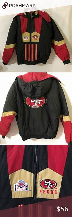 pro player san francisco 49ers reversible jacket in 2020