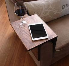 simply awesome sofa arm rest wrap tray table for tablet