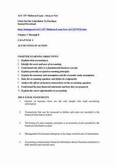 Acc 557 Midterm Exam By Jackson1robbins Issuu