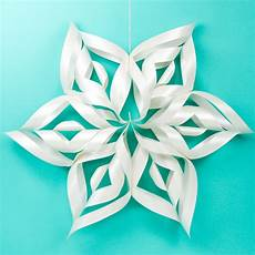 3d Paper Snowflake Giant 3d Paper Snowflakes With The Cricut Hey Let S
