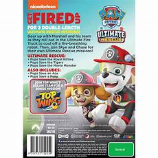 Gratis Malvorlagen Paw Patrol Ultimate Paw Patrol Ultimate Rescue Dvd Big W