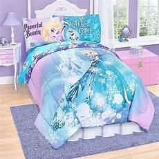 disney 174 quot frozen quot elsa reversible comforter set bed bath