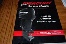 Mercury Optimax 200 225 Dfi Service Manual The Hull