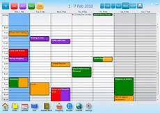 Family Schedule Organizer Family Calendar Kitchenhub
