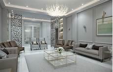 Classic Modern Design Modern Classic Villa Interior Design Riyadh Saudi