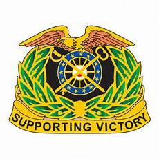 Quartermaster Army Us Army Quartermaster Corps Insignia Decal On By