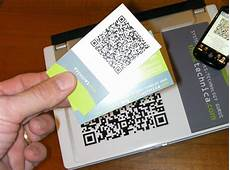 Qrcode Business Cards 22 Great Examples Of Qr Code Business Cards And Business