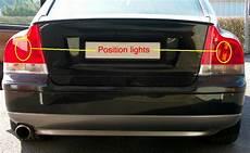 Volvo Position Light Warning Position Light Volvo Forums Volvo Enthusiasts Forum