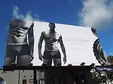Ck Lighting Daily Billboard Calvin Klein Concept Matthew