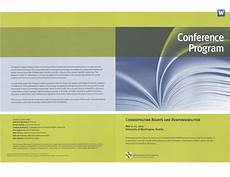 Conference Program Design Template 4 Free Conference Program Templates Word Excel Pdf