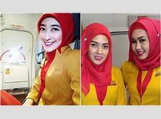 Trend Terbaru 17  Baju Pramugari Sriwijaya Air