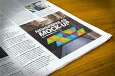 Free Advertising Papers Free Psd Newspaper Advert Mock Up On Behance