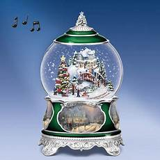Light Up Christmas Globes 1000 Images About Thomas Kinkade Snow Globes On Pinterest
