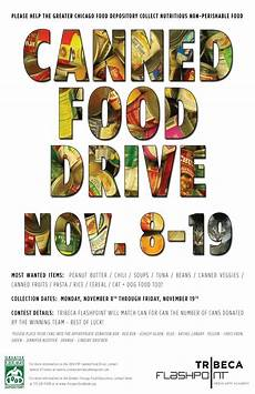 Can Food Drive Flyer Can Food Drive Quotes Quotesgram
