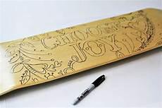 Diy Longboard Deck Design Design Skateboard Deck Your Own Graphic Design Ideas