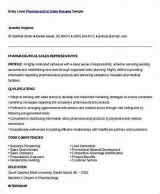 Entry Level Sales Resume Sample Sales Resume Template 24 Free Word Pdf Documents