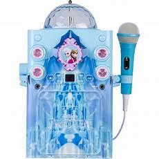 Disney Frozen Light Karaoke Disney S Frozen Ko2 06027 Frozen Castle Karaoke Machine