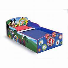 delta children mickey mouse toddler bed reviews wayfair