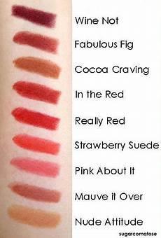 Review Revlon Matte Lipsticks Revlon Matte Lipstick