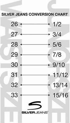 Buffalo Jeans Womens Size Chart Silver Jeans Size Chart Glik S