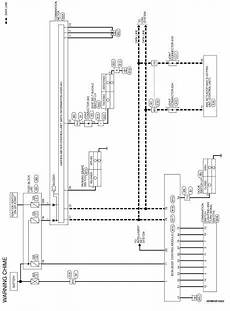 Nissan Altima 2007 2012 Service Manual Warning Chime