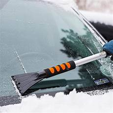 Snow Brushes Snow Moover 46 Quot Extendable T Shaped Snow Brush Ice
