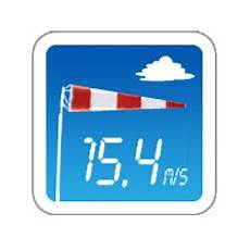 Anemometer Wind Speed Chart Wind Speed Meter Anemometer Apps On Google Play