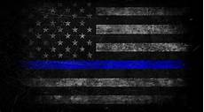 Blue Line Profile Pic Thin Blue Line American Flag The Thin Blue Line Has