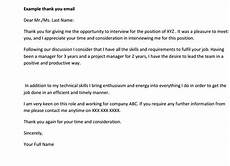 Follow Up Letter After Interview 1 After Interview Follow Up Letter Templates Pdf Free