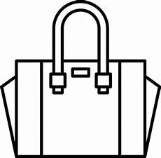 bag outline svg png icon free 59765