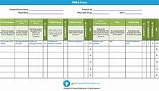 Fmea Flow Chart Examples Failure Modes Amp Effects Analysis Fmea Template Amp Example