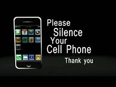 Silence Your Cell Phone Please Silence Your Cell 01 Media4worship Worshiphouse