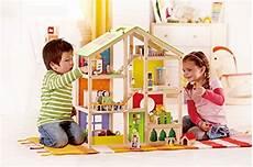 all seasons wooden dollhouse by hape award winning