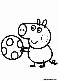 Peppa Pig Ausmalbilder Peppa Pig Malvorlagen