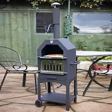 Pizzaofen Werkzeug by Buschbeck Pizzaofen Italia 40 X 56 X 160 Cm Mit Rollen