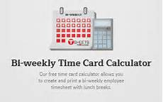 Time Card Calculator Bi Weekly With Lunch Free Business Resources To Help You Succeed Tsheets