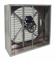 vik cabinet exhaust fan w shutters 60 inch 43500 cfm belt