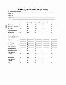 Department Budget Template 16 Best Images Of Sample Student Budget Worksheet Goal