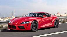 toyota 2019 supra 2019 toyota supra confirmed to offer a four cylinder option