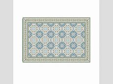 PVC vinyl mat Tiles Pattern Decorative linoleum rug PVC Rug, Kitchen Mat FREE Shipping ? 178