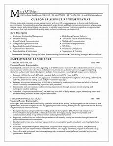Career Objective Examples For Customer Service 12 Good Resume Examples For Customer Service Sample