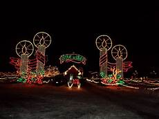 Michigan International Speedway Lights 8 Michigan Light Displays That Will Leave A Twinkle In