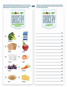 Making A Grocery List Worksheet Free Printable Grocery Shopping List For Kids Lapetite