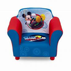 disney mickey mouse clubhouse toddler boy s upholstered
